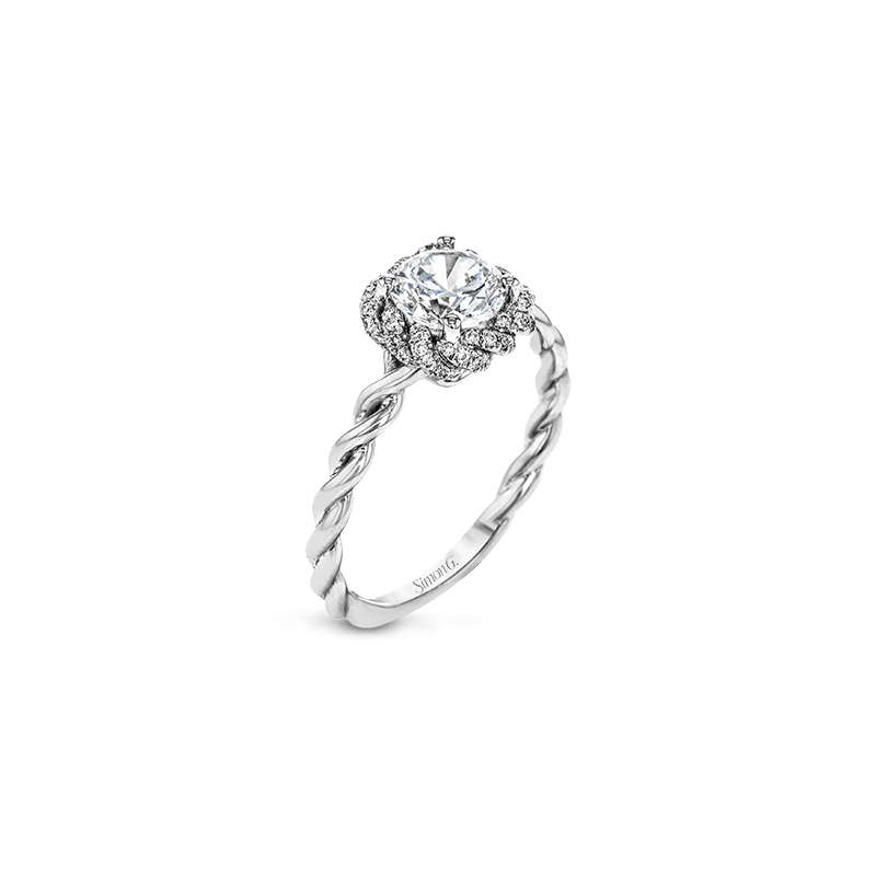 Simon G LR1132 ENGAGEMENT RING