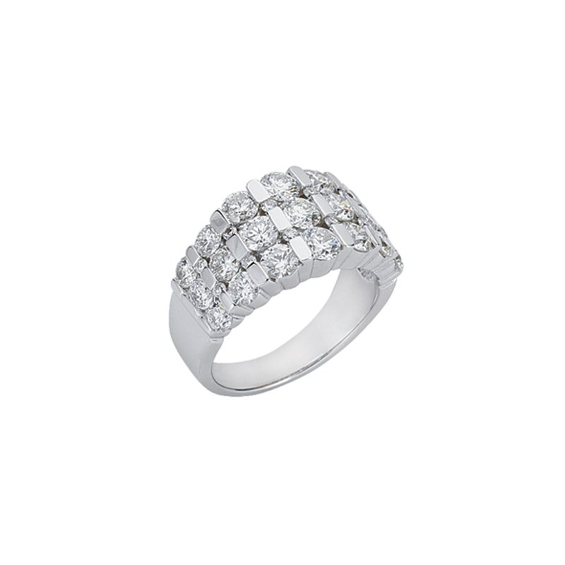 Briana Platinum Diamond Ring