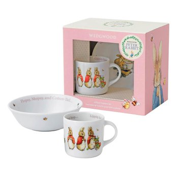Girl'S 2-Piece Set (Bowl & Mug)