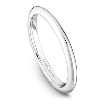 Noam Carver Wedding Band B027-01B