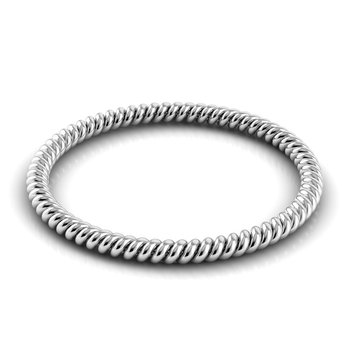 Eleganza Braided Band
