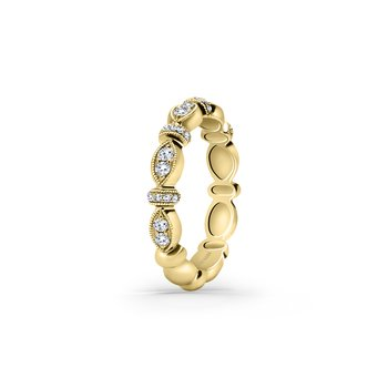 Diamond Designer Wedding Band