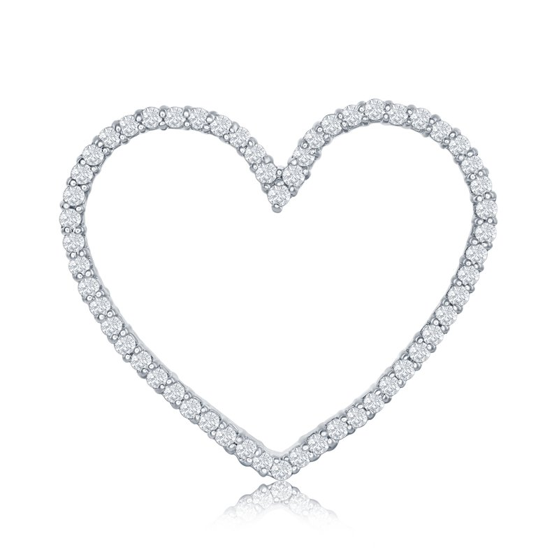 Veer Diamonds HEART PENDANT