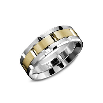 Carlex Generation 1 Mens Ring WB-9316YW