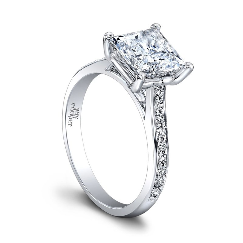 Jeff Cooper Callie Engagement Ring