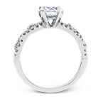 Zeghani ZR737 ENGAGEMENT RING