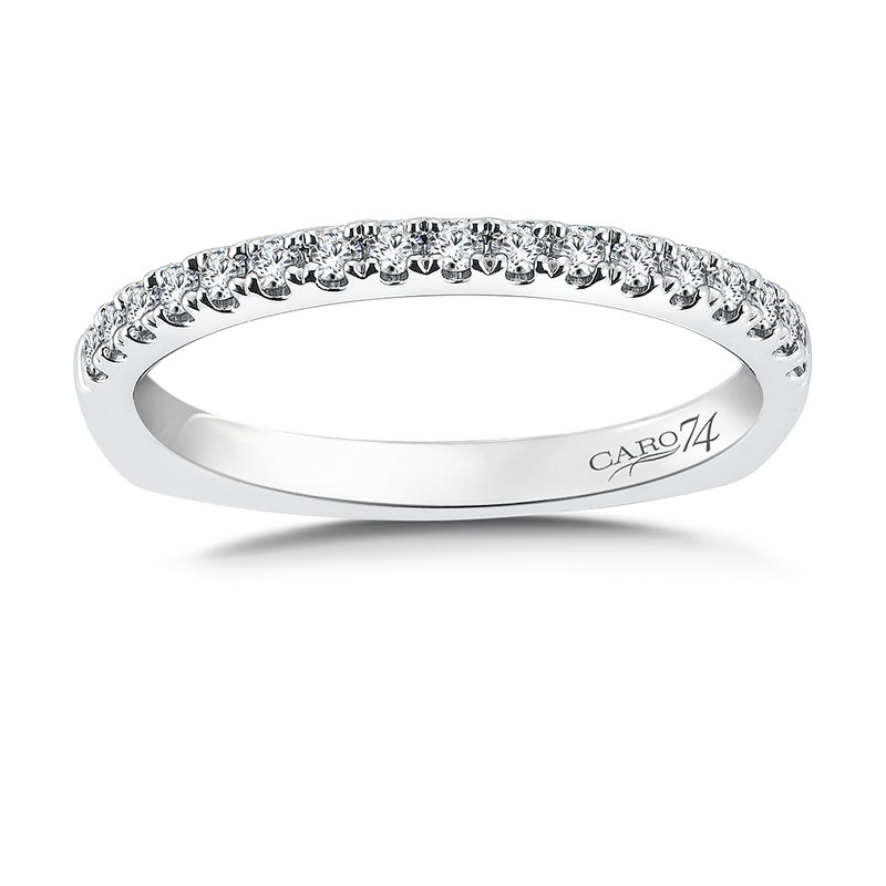 Caro74 Wedding Band (0.229ct. tw.)
