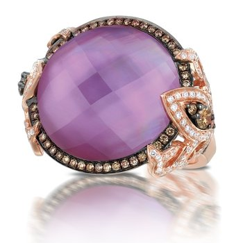 Viola Amethyst Fashion Ring