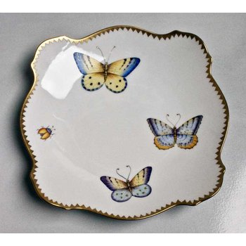 Butterfly Pasta Plate