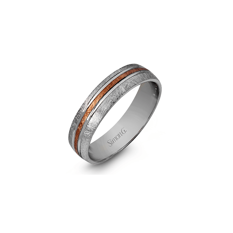 Simon G LG101 MEN RING