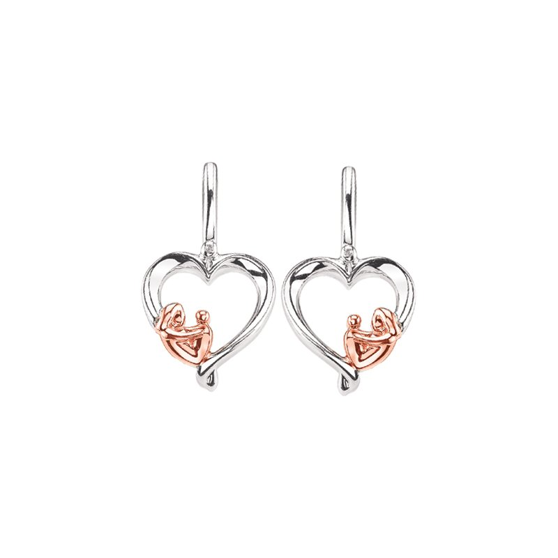 Kissing Hearts Collection Earrings