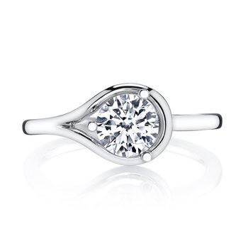 MARS 26519 Solitaire Engagement Ring