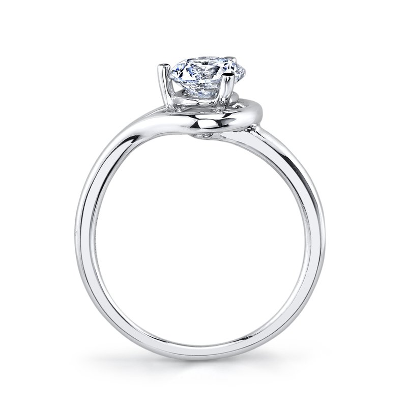 MARS Jewelry MARS 26519 Solitaire Engagement Ring