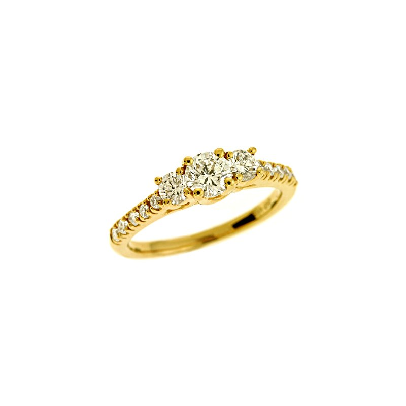 S. Kashi  & Sons Engagement Ring