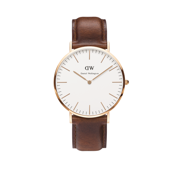 Classic St Mawes Rose Gold 40mm