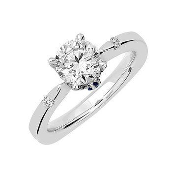 Bridal Ring-RE12659W10R