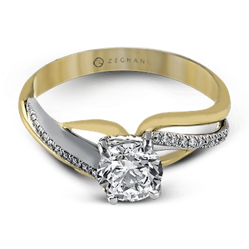 ZR522 ENGAGEMENT RING