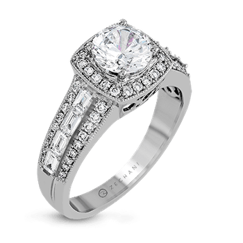 ZR1172-A ENGAGEMENT RING