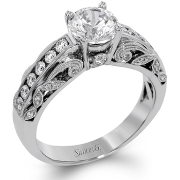 TR634 ENGAGEMENT RING