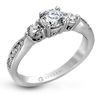 Zeghani ZR126 ENGAGEMENT RING