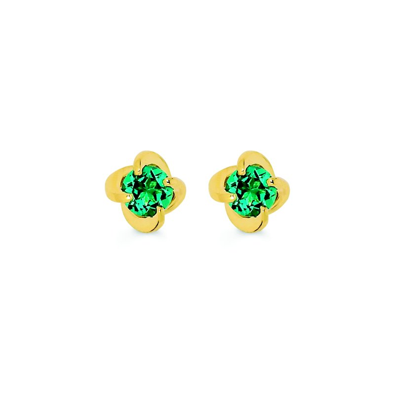 Ostbye Earrings Rd G 0.5
