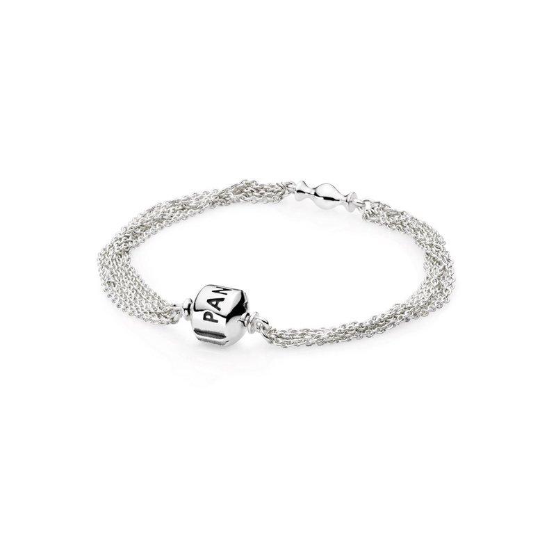 84550696c217e Spicer Jewellery : Spicer Cole Fine Jewellers: PANDORA Multi-Strand ...