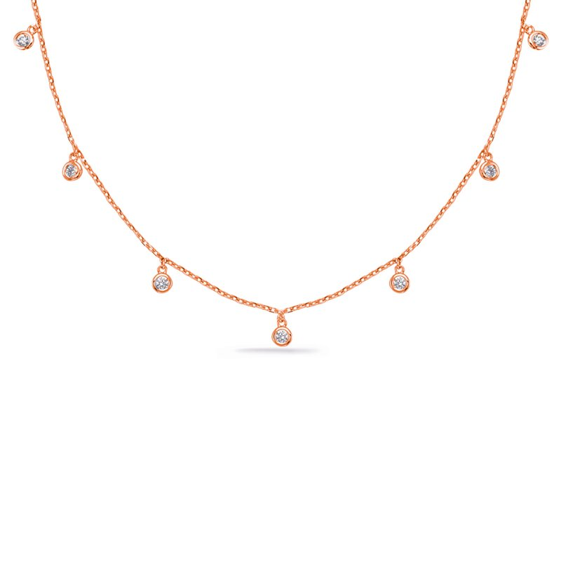 S. Kashi  & Sons Rose Gold DIamonds By The Yard
