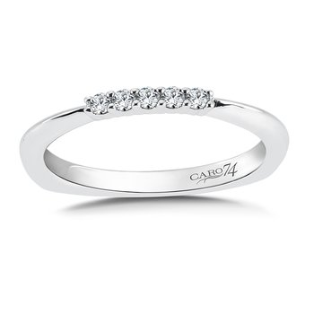 Wedding Band (0.1ct. tw.)