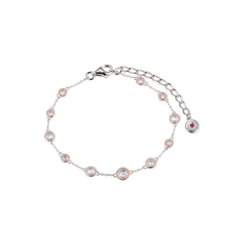 ELLE Boutique Essence Collection Bracelet - Rose