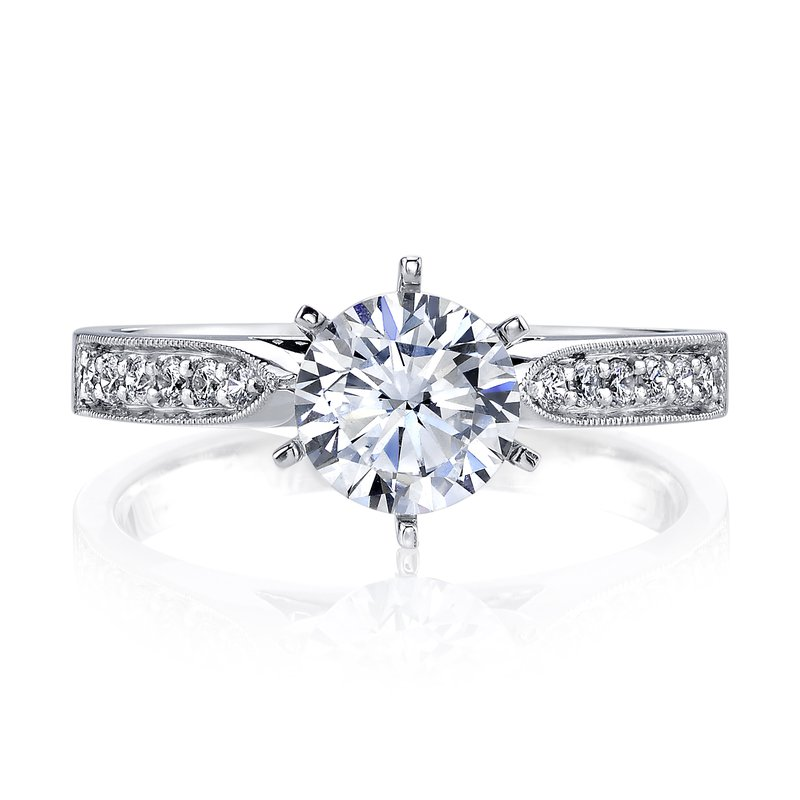 MARS Jewelry MARS 26293 Engagement Ring, 0.14 Ctw.