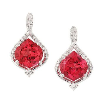Padparadscha Earrings-CE3074WPD