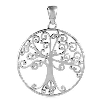 Large Angel Oak Pendant