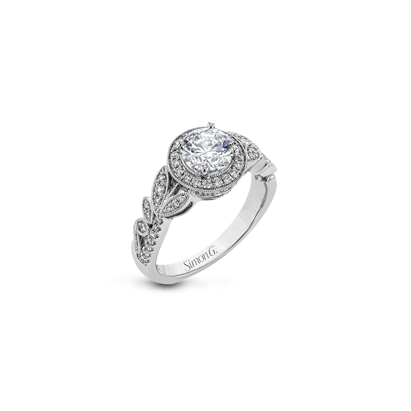 Simon G TR693 ENGAGEMENT RING