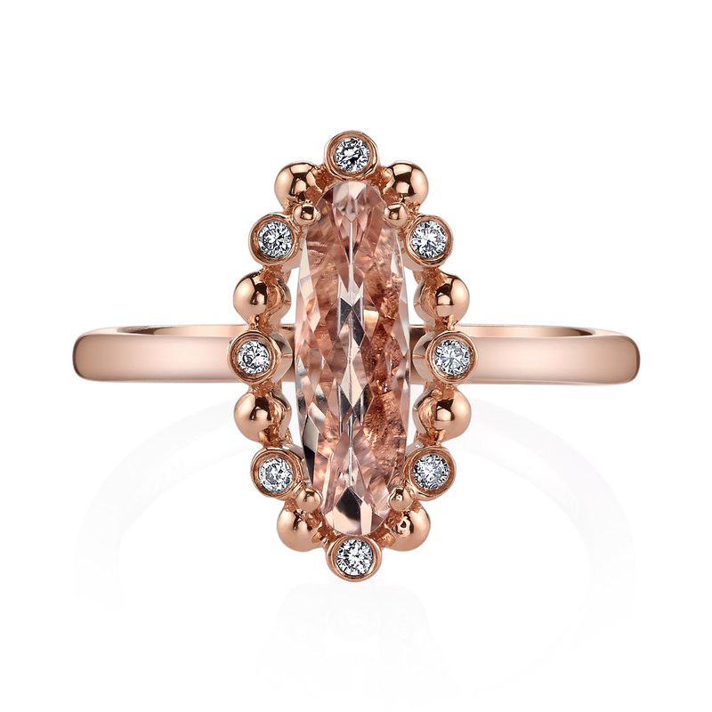 MARS Jewelry MARS 26932 Fashion Ring, 0.08 Dia. 1.30 Morgan.