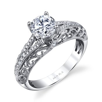 Engagement Ring - 26431