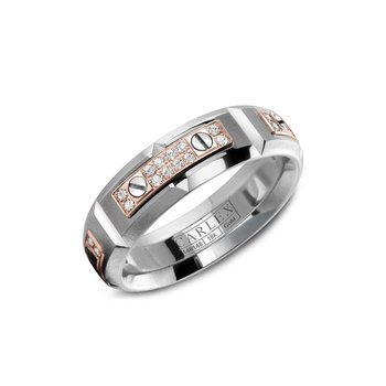 Carlex Generation 2 Mens Ring WB-9587RW