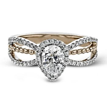 ZR1693 ENGAGEMENT RING