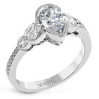 Simon G MR2929 ENGAGEMENT RING