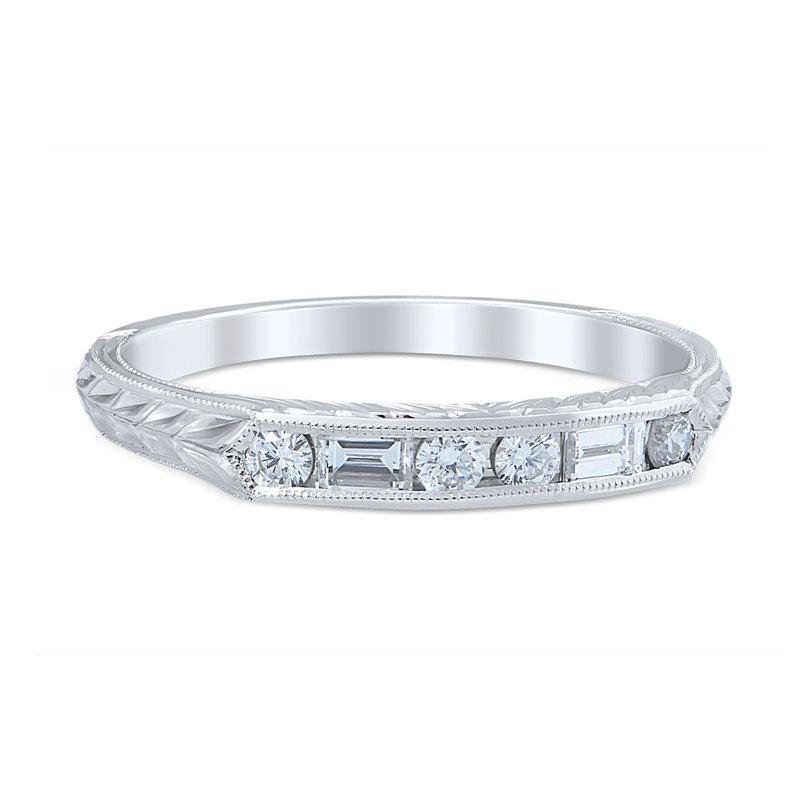 Whitehouse Brothers Lucia Wedding Ring