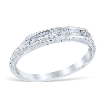 Lucia Wedding Ring