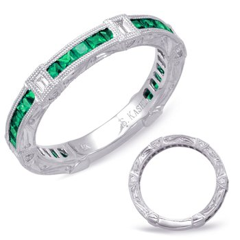 Emerald  & Diamond Band