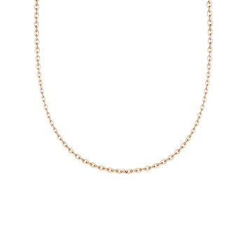 Rose Gold Chain - 18 inches