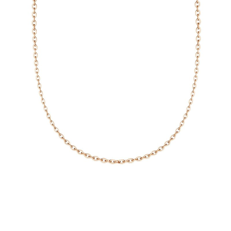 Tacori Fashion Rose Gold Chain - 18 inches