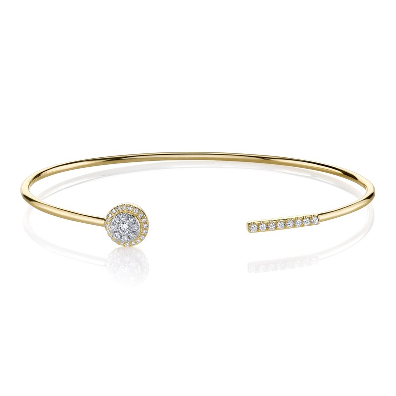MARS Jewelry MARS 26811 Fashion Bracelet, 0.20 Ctw.