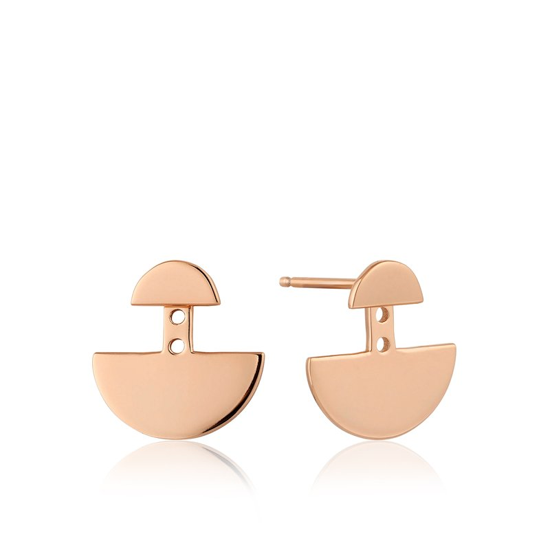 Ania Haie Geometry Ear Jackets