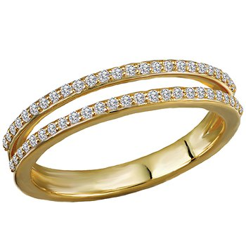 Diamond Fashion Wedding Band