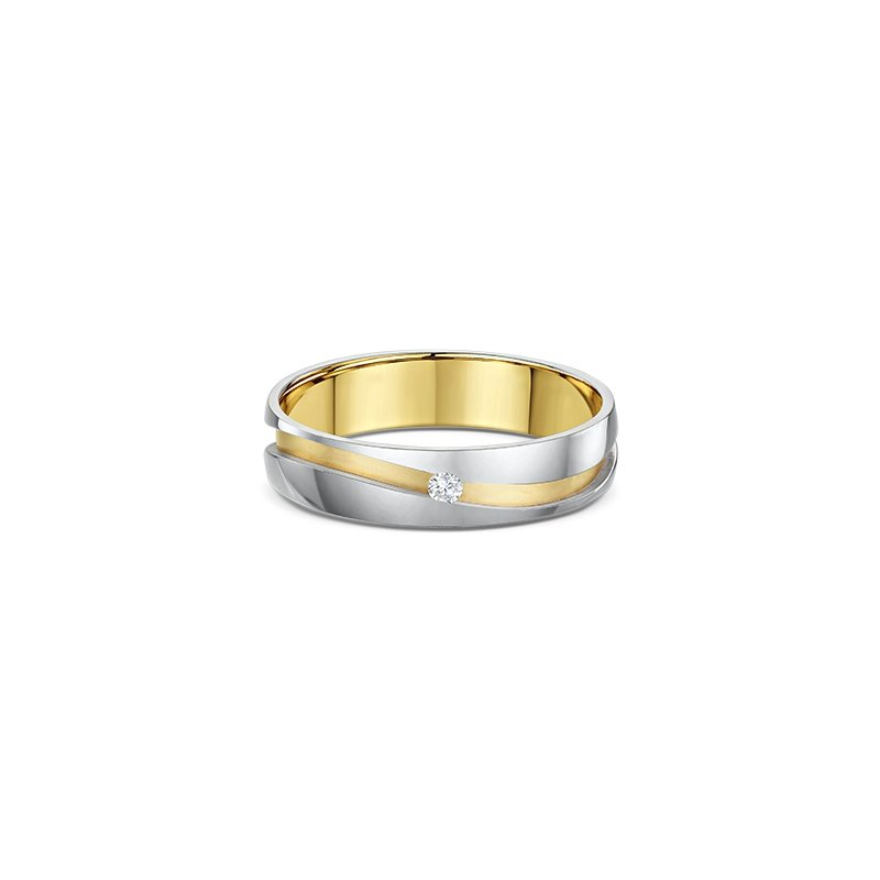 Dora Wedding Rings 237B00