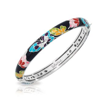 Butterfly Kisses Stackable Bangle