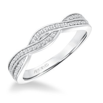 Artcarved Eliana Wedding Band