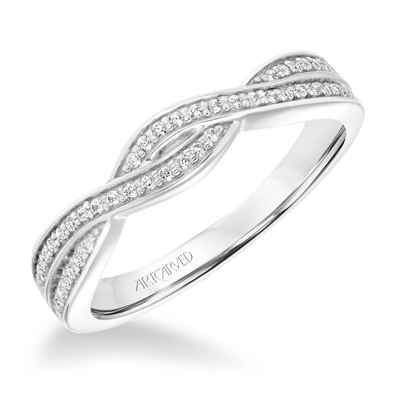 ArtCarved ArtCarved Eliana Wedding Band